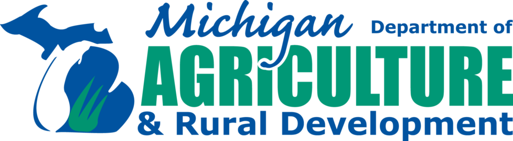 MDA - Michigan Department of Agriculture logo